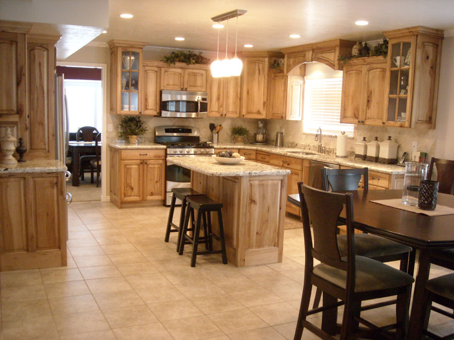 B i t construction services inc is an austin based hub for Basic kitchen remodel ideas